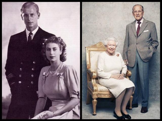 Sự thật ít được biết đến về cuộc hôn nhân 74 năm của Nữ hoàng Anh: Đã từng bị cha mẹ phản đối, hạnh phúc viên mãn ở độ tuổi xưa nay hiếm - Ảnh 3.