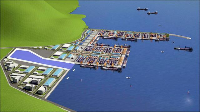Hiện trạng nơi sẽ được xây dựng Bến cảng Liên Chiểu hơn 3.400 tỷ đồng - Ảnh 7.