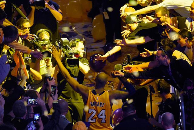 Nghẹn ngào trước tâm thư Hall of Fame của vợ Kobe Bryant: Nếu có kiếp khác em vẫn sẽ yêu anh - Ảnh 5.