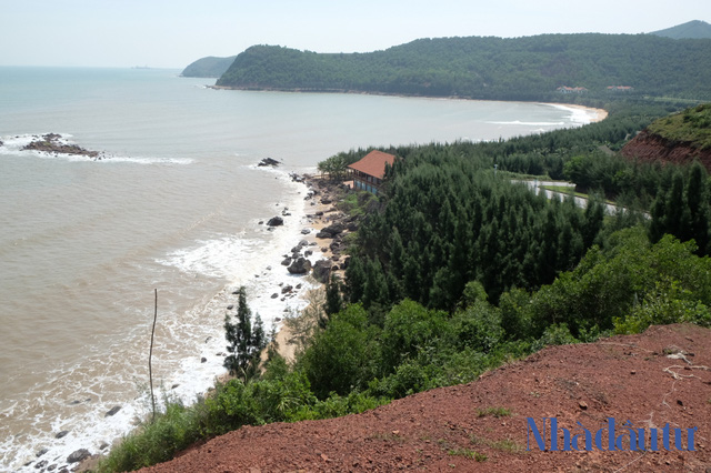 Rao bán chưa đủ điều kiện, dự án Meyresort Bãi Lữ bị Nghệ An tuýt còi - Ảnh 2.