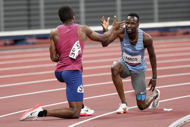 Olympic Tokyo 2020: Một Thế vận hội bất thường vẫn tràn ngập sự tử tế - Ảnh 8.