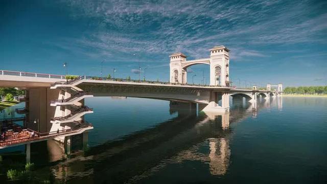 Cận cảnh phong cách Đông Dương cầu Trần Hưng Đạo gần 9.000 tỉ đồng  - Ảnh 6.
